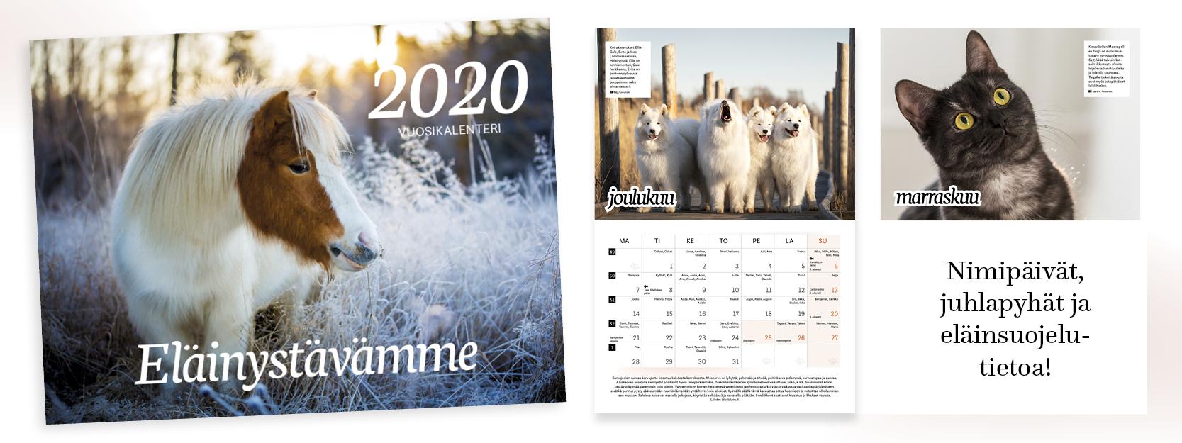 Eläinystävämme 2020